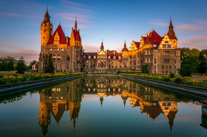 Moszna Castlephoto preview