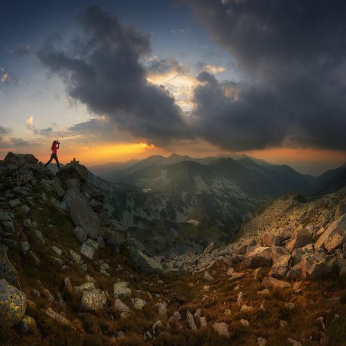 В горах Болгарии