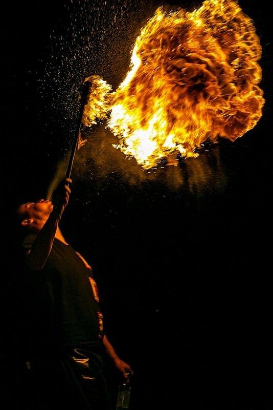 фаершоу, фаер, шоу, огонь, пламя, photo preview