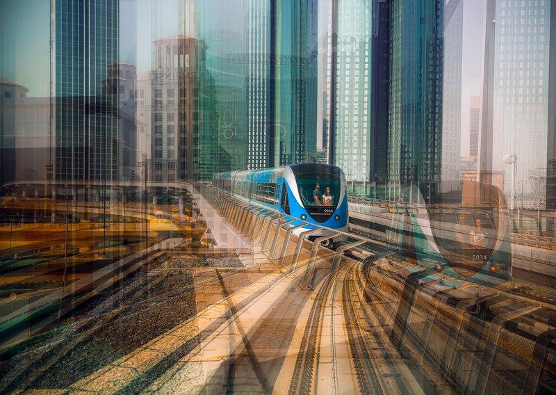 dubai, metro Metrophoto preview