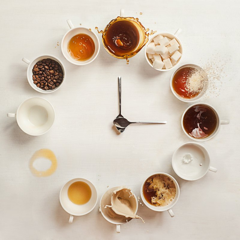 food, tea, coffee, milk, still life, creative, splash, motion, action, spill, beauty It\'s Always Coffee Timephoto preview