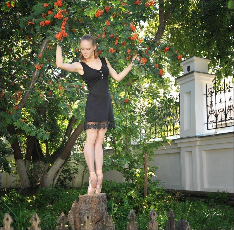 Летняя балеринаphoto preview
