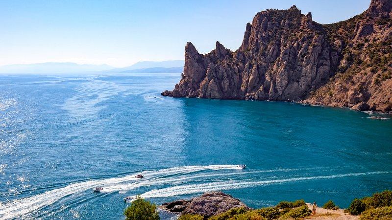 крым, черное море Отдых под присмотром драконаphoto preview