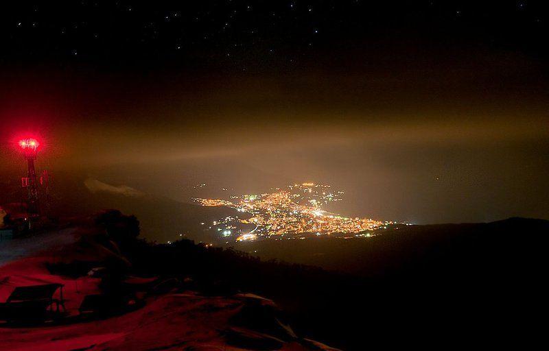 Ночная Ялтаphoto preview