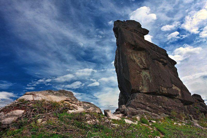 шаман-камень Шаман-камень. Амурские столбыphoto preview