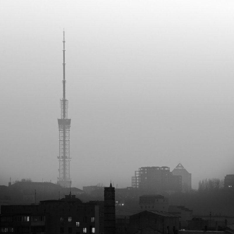 киев,телевышка,город ГородЪ...photo preview