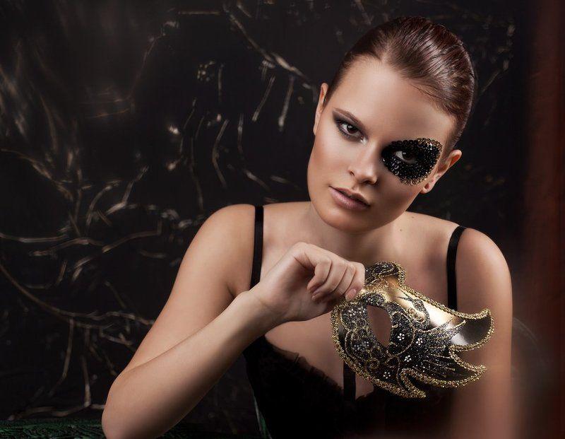 mystery, mask, woman, загадка, маска ..always a mysteryphoto preview