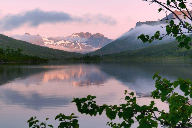 Где-то на озере...photo preview