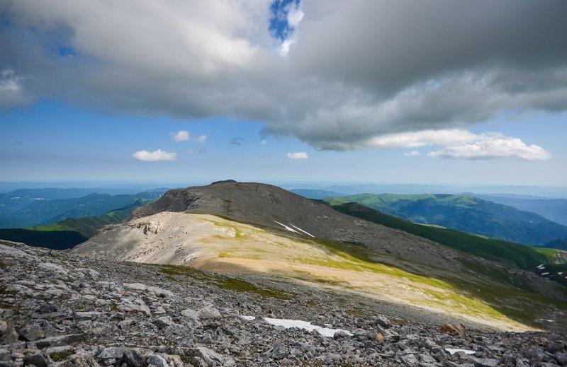 горы, свет, Дженту Свет и теньphoto preview