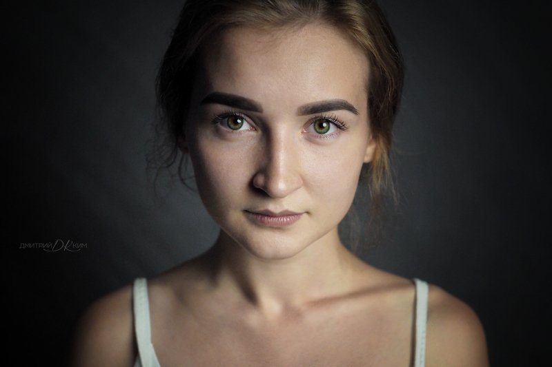 казахстан, костанай, будуар, портрет, студия, olympus Глазаphoto preview