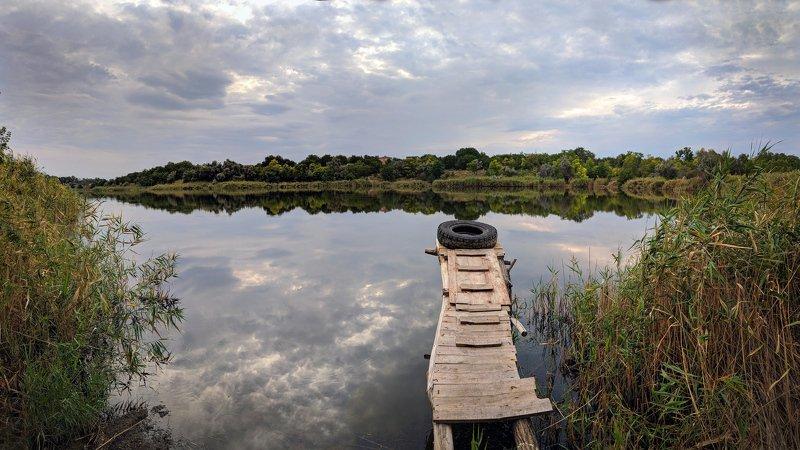 вечер,пейзаж,релакс,отражение,вода Тихий вечерphoto preview