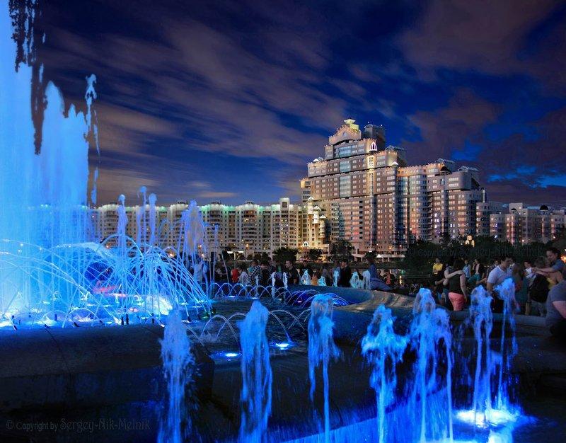 беларусь, город, минск, вечер, фотосфера-минск Праздник к нам приходит!photo preview