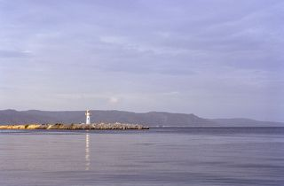 Lighthouse in Togliatti