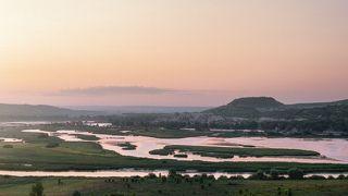 The river Sok