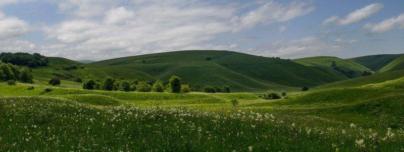 лето, шадхурей Летняя панорамаphoto preview