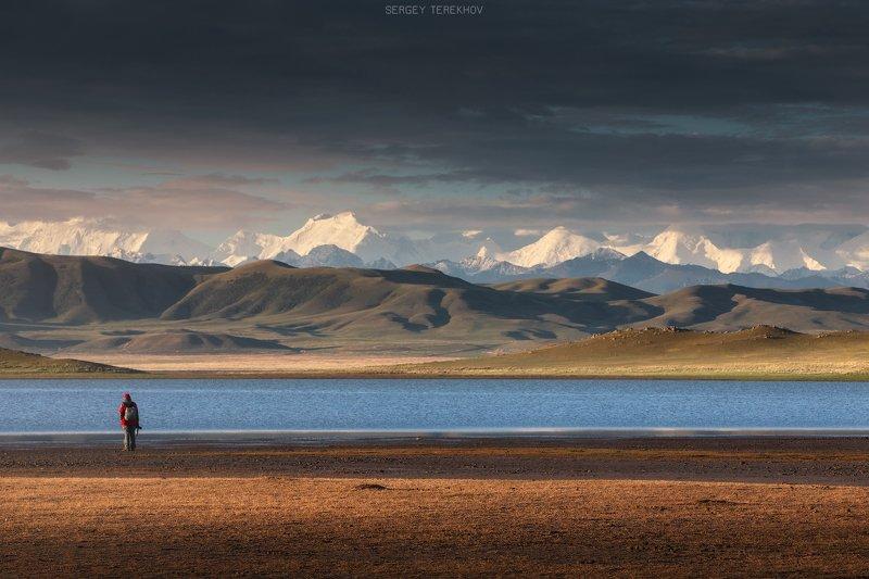 хан-тенгри, тузколь, казахстан, тянь-шань, фототуры по казахстану, фото сергея терехова, Тузколь озероphoto preview