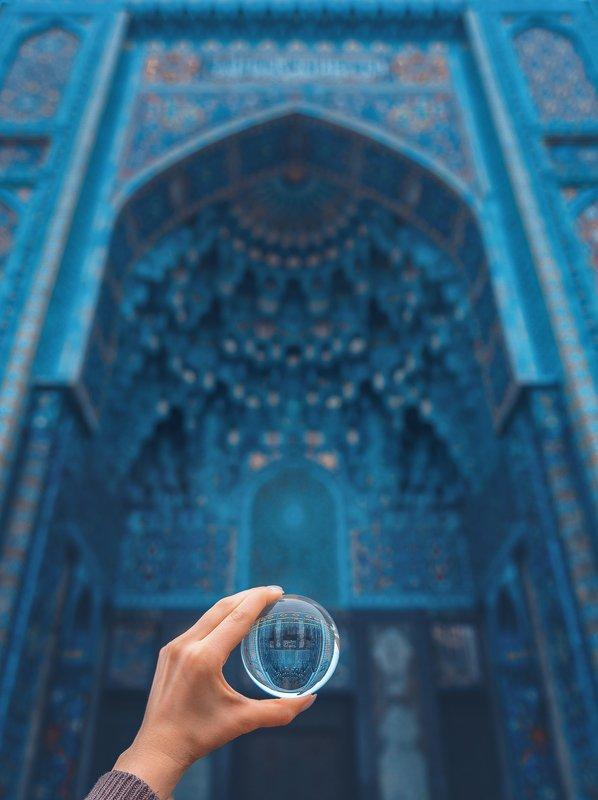 санкт-петербург, питер, мечеть, россия, архитектура Санкт-Петербургская соборная мечетьphoto preview