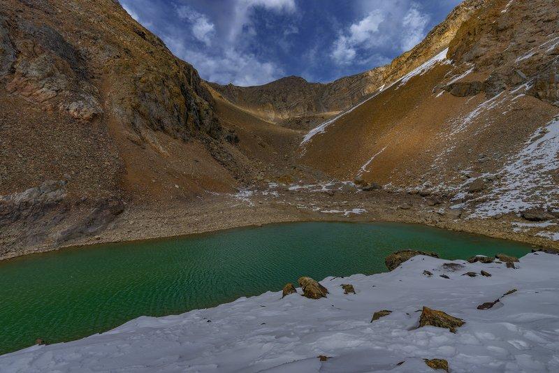 алтай,голубое озеро,осень, горный алтай Восхождение к Голубому озеру.photo preview