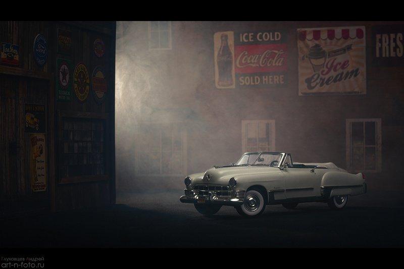 1949 Cadillac Coupe de Ville. ч.2photo preview