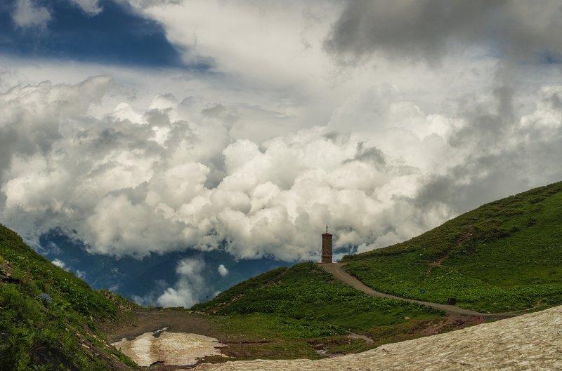 Где-то в облаках...photo preview