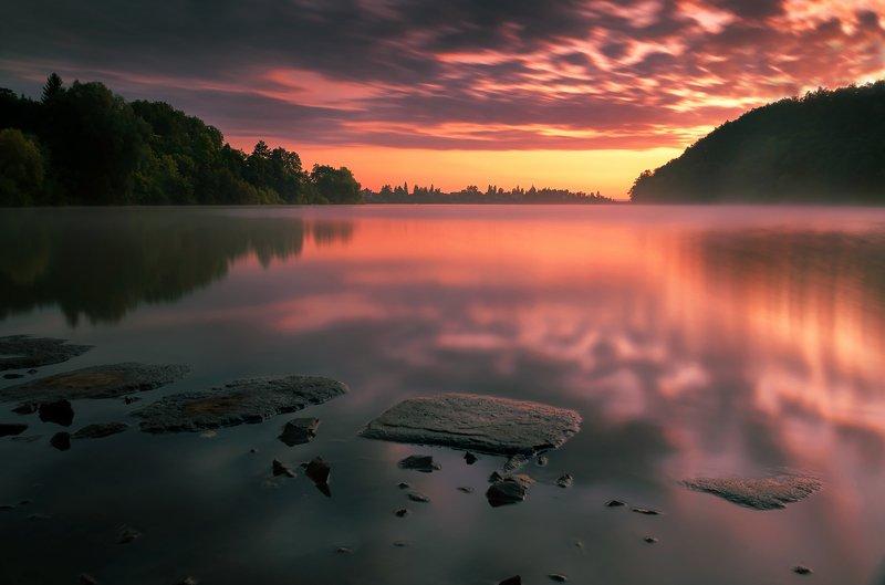Colorful sunrisephoto preview