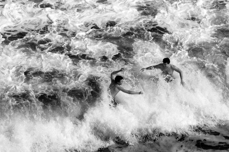 перспектива у воды Ветренноphoto preview