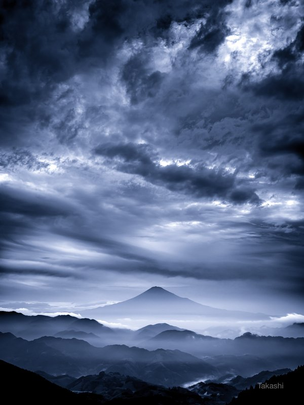 Fuji,Japan,mountain,blue,cloud,storm,amazing,beautiful,wonderful After stormphoto preview