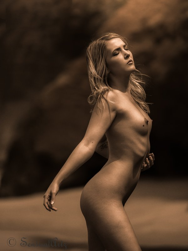 beach, sun, female, goddess, woman, nude sun goddessphoto preview