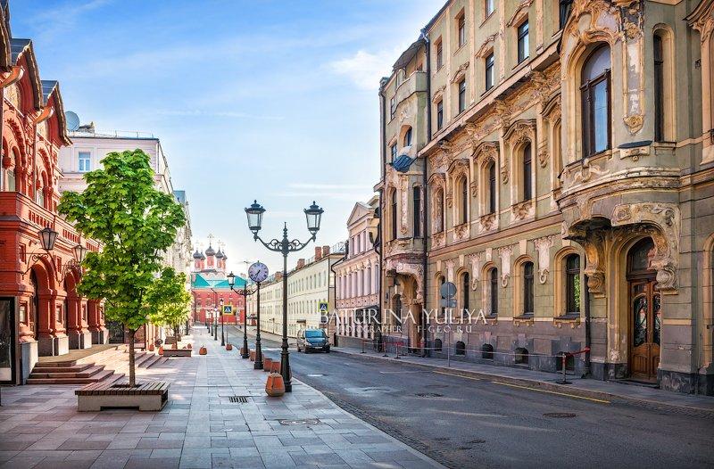 москва, петровский переулок, дом терентьева, театр наций Дом Терентьеваphoto preview
