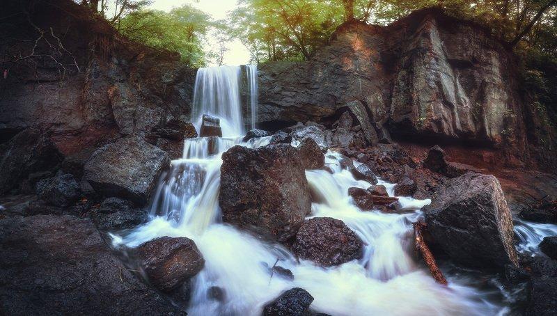 водопады ***photo preview
