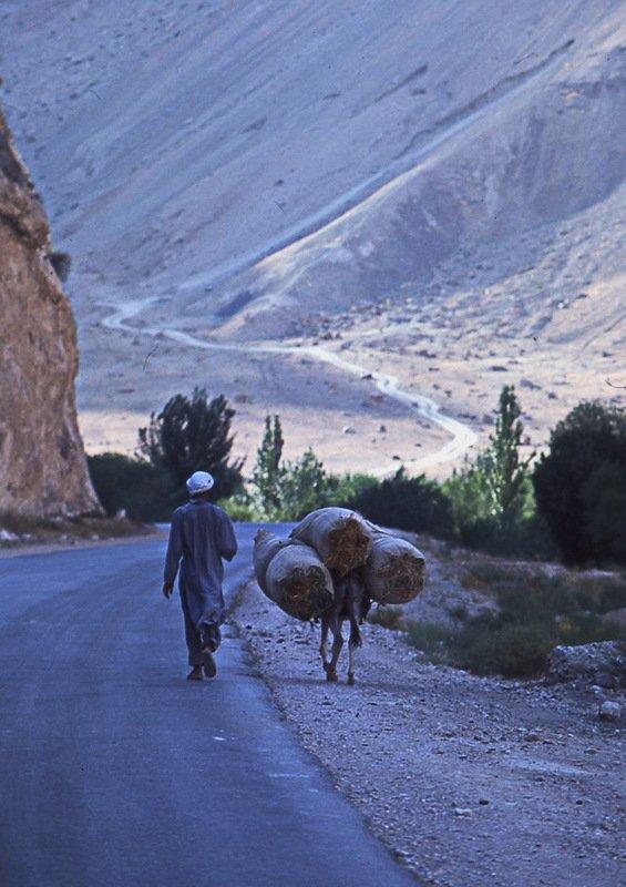 Road to Bamiyan Afganistanphoto preview