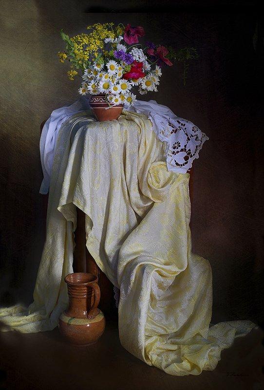 натюрморт,цветы,лето,вера павлухина, ***photo preview