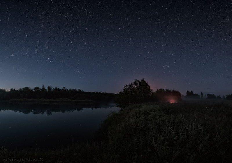 ночная-августовская...photo preview