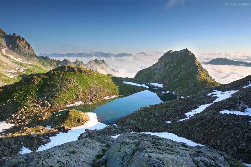 озеро Верхняя Запятаяphoto preview