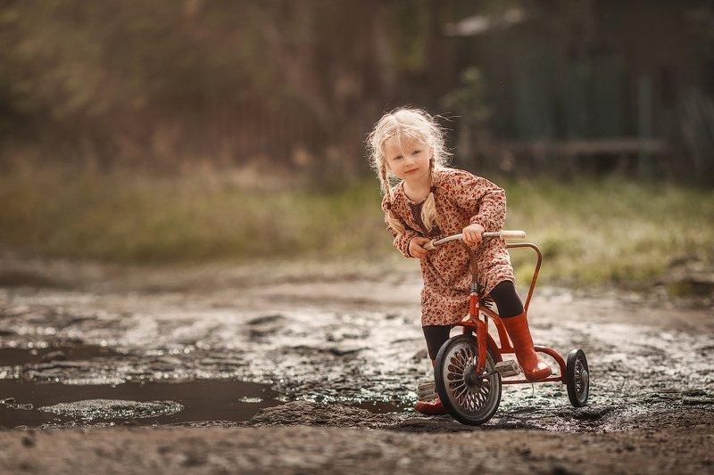 kids дети children Мой первый велосипедphoto preview
