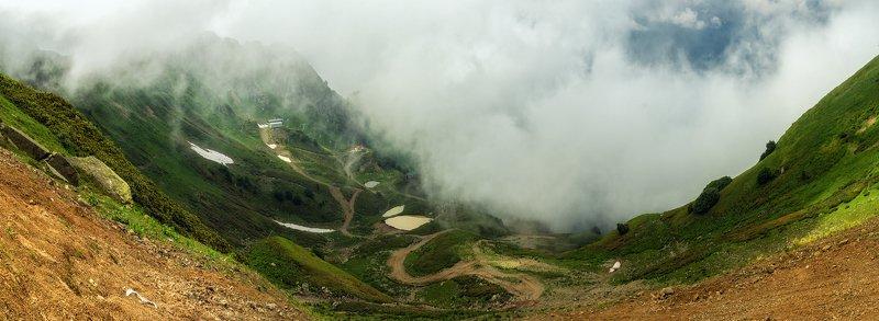 В туманах Кавказаphoto preview