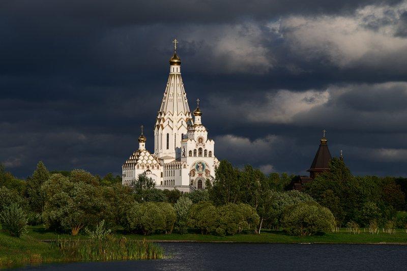 минск, беларусь, церковь Всехсвятская церковь, Минск.photo preview