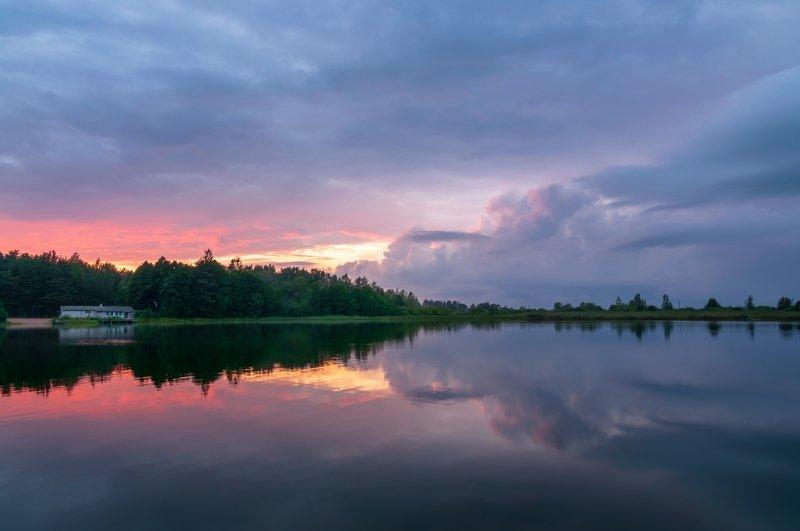 псков Летний вечерphoto preview