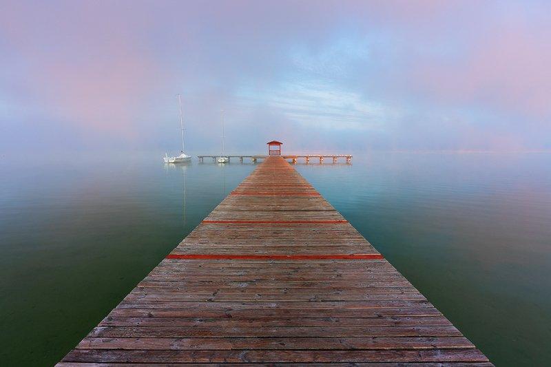 Colorful mists фото превью