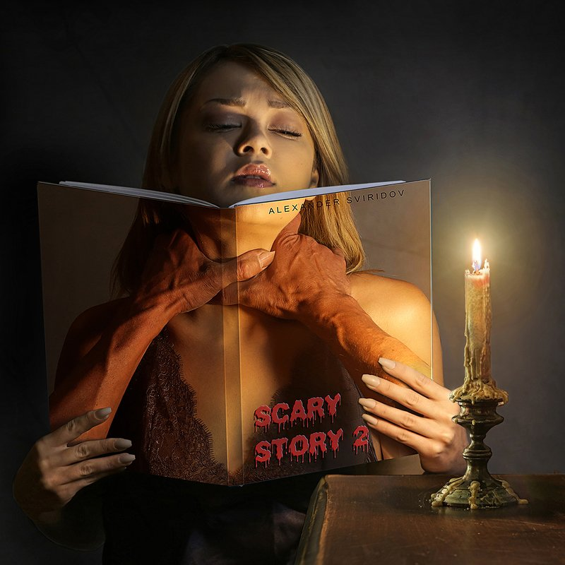 Scary Story 2photo preview