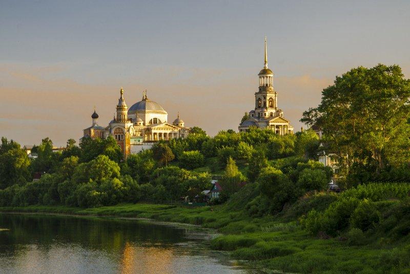 Старинный Русский город Торжокphoto preview