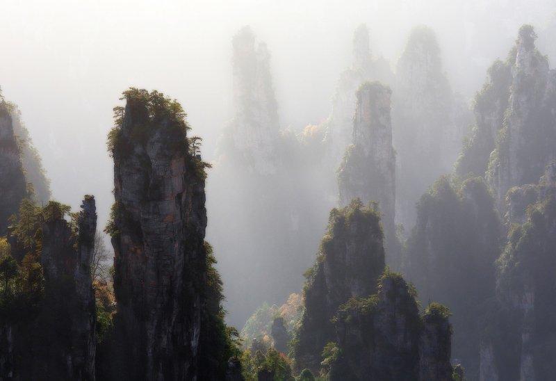 china, китай Dragon Valleyphoto preview
