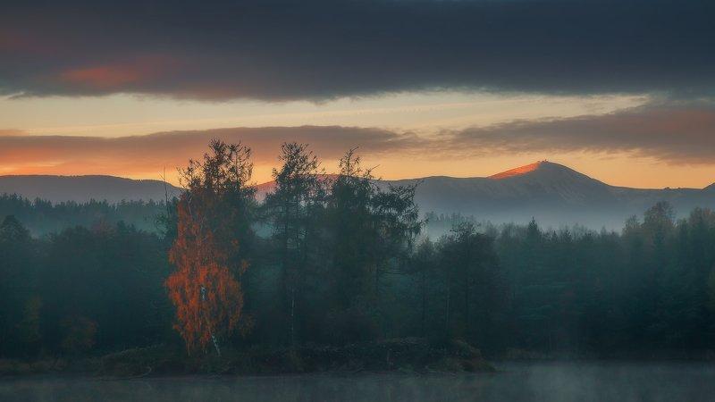 landscape,canon,mist,light,autumn A New Beginning.photo preview