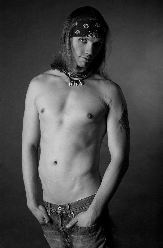 мужской портрет Denis... [1]photo preview