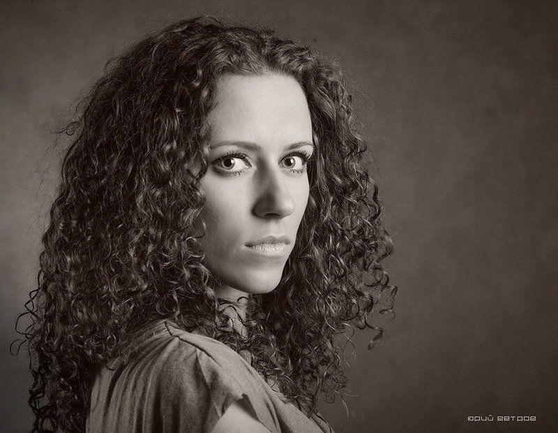 юрий ветров, портрет ***photo preview