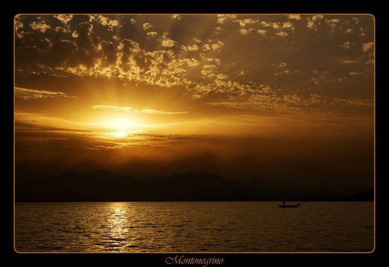 закат Монтенегрино...photo preview
