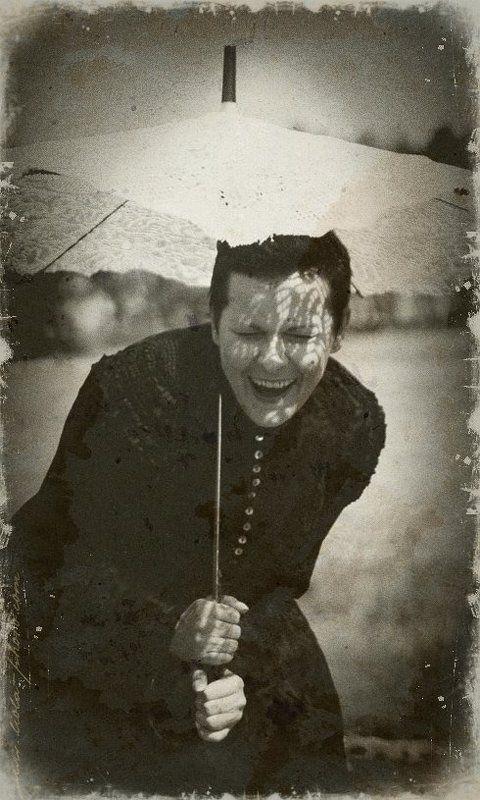 лора, настроение, зонтик настроение...photo preview