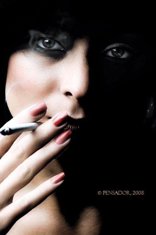 гламур, глаза, дым п е р в а яphoto preview