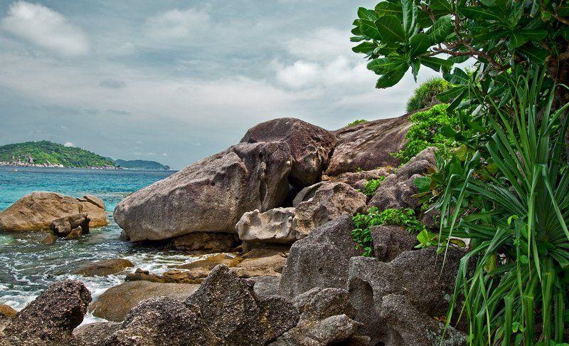 симиланы, острова, море Симиланские островаphoto preview