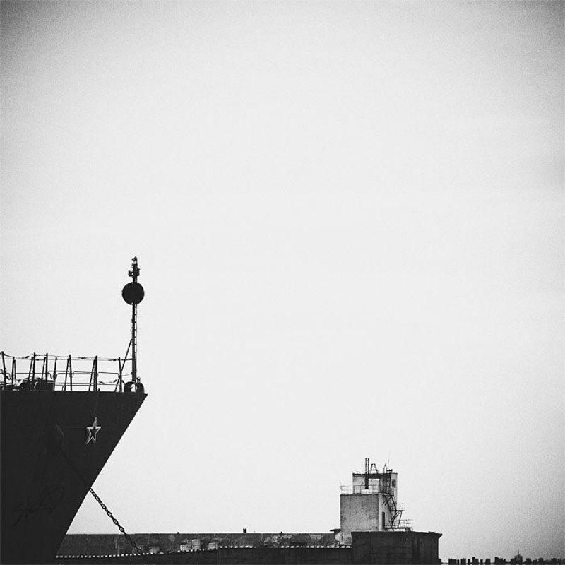 порт, город, корабли, море, груз Silencephoto preview